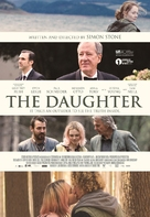 The Daughter - Canadian Movie Poster (xs thumbnail)