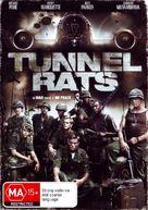 Tunnel Rats - Australian DVD cover (xs thumbnail)