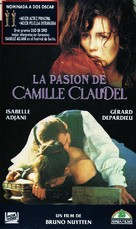 Camille Claudel - Spanish Movie Cover (xs thumbnail)