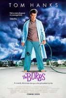 The 'Burbs - Movie Poster (xs thumbnail)