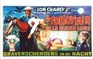 La casa del terror - Belgian Movie Poster (xs thumbnail)