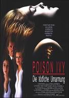 Poison Ivy - German Movie Poster (xs thumbnail)