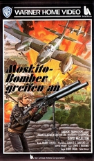 Mosquito Squadron - German VHS cover (xs thumbnail)