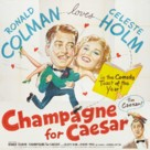 Champagne for Caesar - Movie Poster (xs thumbnail)