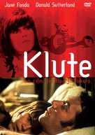 Klute - French DVD movie cover (xs thumbnail)