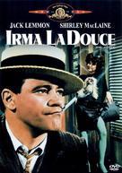Irma la Douce - Brazilian Movie Cover (xs thumbnail)
