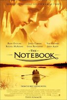 The Notebook - Advance poster (xs thumbnail)