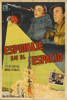 Spy in the Sky! - Argentinian Movie Poster (xs thumbnail)