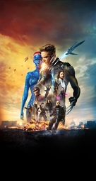 X-Men: Days of Future Past - Key art (xs thumbnail)