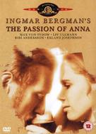 The Passion of Anna - British DVD cover (xs thumbnail)