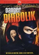 Diabolik - DVD cover (xs thumbnail)