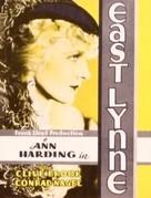 East Lynne - poster (xs thumbnail)