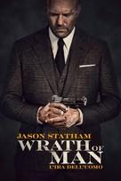 Wrath of Man - Italian Video on demand movie cover (xs thumbnail)