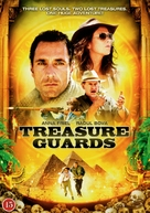 Treasure Guards - Danish DVD cover (xs thumbnail)