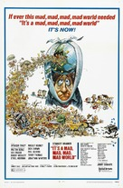 It's a Mad Mad Mad Mad World - Re-release movie poster (xs thumbnail)