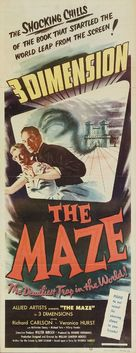 The Maze - Movie Poster (xs thumbnail)
