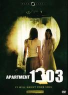 Apartment 1303 - Finnish DVD movie cover (xs thumbnail)