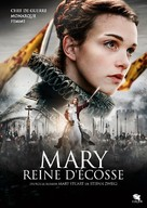 Mary Queen of Scots - French Movie Cover (xs thumbnail)