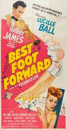 Best Foot Forward - Movie Poster (xs thumbnail)