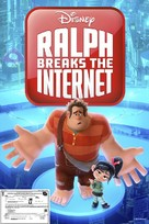 Ralph Breaks the Internet - Indian Movie Cover (xs thumbnail)