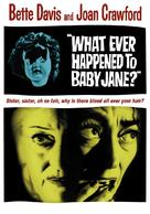 What Ever Happened to Baby Jane? - DVD cover (xs thumbnail)