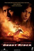 Ghost Rider - Norwegian Movie Cover (xs thumbnail)