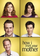 """""""How I Met Your Mother"""" - German Movie Poster (xs thumbnail)"""