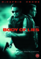 Body of Lies - Danish Movie Cover (xs thumbnail)