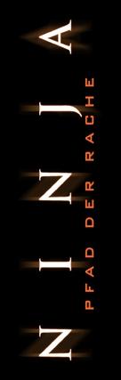 Ninja: Shadow of a Tear - German Logo (xs thumbnail)