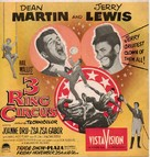 3 Ring Circus - British Movie Poster (xs thumbnail)