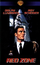 The Peacekeeper - German VHS movie cover (xs thumbnail)