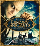 Lemony Snicket's A Series of Unfortunate Events - Norwegian Blu-Ray cover (xs thumbnail)