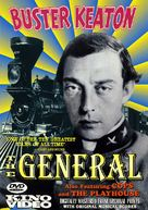 The General - DVD movie cover (xs thumbnail)