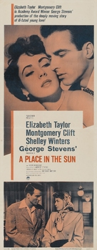 A Place in the Sun - Movie Poster (xs thumbnail)