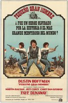 Little Big Man - Argentinian Movie Poster (xs thumbnail)