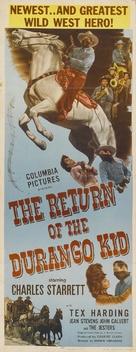 The Return of the Durango Kid - Movie Poster (xs thumbnail)