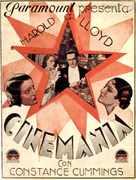 Movie Crazy - Spanish Movie Poster (xs thumbnail)