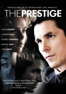 The Prestige - DVD movie cover (xs thumbnail)
