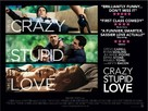 Crazy, Stupid, Love. - British Movie Poster (xs thumbnail)