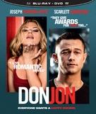 Don Jon - Finnish Blu-Ray movie cover (xs thumbnail)