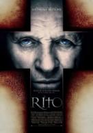 The Rite - Spanish Movie Poster (xs thumbnail)