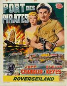 Smuggler's Island - Belgian Movie Poster (xs thumbnail)