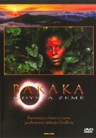 Baraka - Czech DVD cover (xs thumbnail)