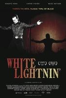 White Lightnin' - British Movie Poster (xs thumbnail)