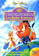 """Timon & Pumbaa"" - French DVD cover (xs thumbnail)"