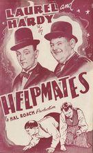 Helpmates - poster (xs thumbnail)