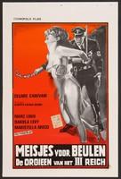 L'ultima orgia del III Reich - Belgian Movie Poster (xs thumbnail)
