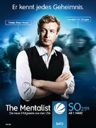 """The Mentalist"" - German Movie Poster (xs thumbnail)"