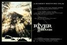 A River Runs Through It - Movie Poster (xs thumbnail)