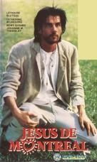 Jésus de Montréal - Argentinian Movie Cover (xs thumbnail)